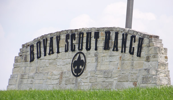 Camping at Bovay Scout Ranch @ Bovay Scout Ranch